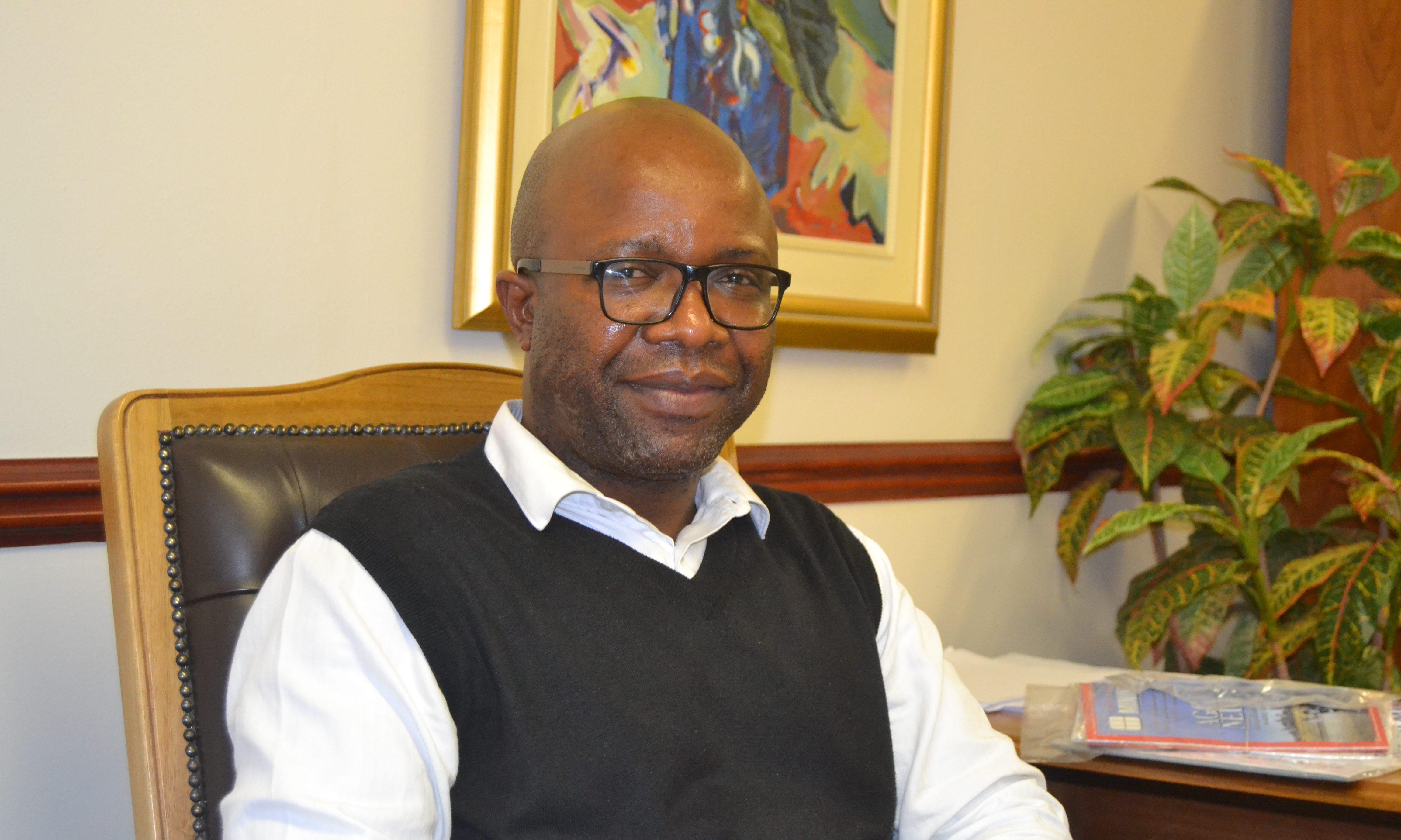 Shepherd Mahowa
